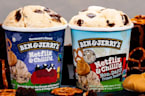 Ben & Jerry's Debuts Netflix-Inspired Ice Cream Flavor