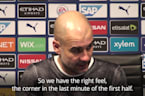 Pep Guardiola: We did everything we could to win