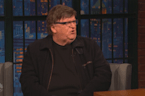 Michael Moore mocks New York Times for Democratic candidate questions