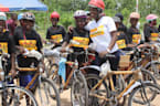 This woman is changing transportation in Ghana with bikes made from plants