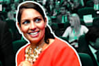 Home Secretary Priti Patel's Time In Politics
