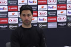 Arteta 'hurt' by Arsenal's Europa League exit