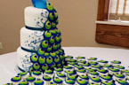Baker Dazzles With Seemingly Endless Cake