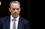 Who Is Dominic Raab? The De Facto Deputy Prime Minister As Boris Johnson Hospitalised With Coronavirus