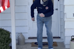 97-year-old WWII vet shows off his quarantine moves