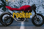 Scrambler Ducati Custom Rumbler trailer