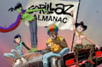 Gorillaz launching first almanac
