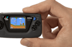 This new game gear from SEGA is incredibly tiny