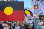 'Living on Looted Land': Black Lives Matter Protesters Gather in Queensland, Australia