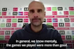 Pep Guardiola at a loss to explain Manchester City's nine defeats this season