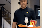 Daughter-father duo recreates America's favorite fast food meals
