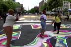 Black Lives Matter mural unveiled in Harlem