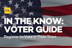 Easy three-step guide to online voter registration