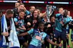 Wycombe edge out Oxford to clinch promotion to the Championship
