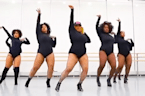 Plus-size dance troupe defies body image stereotypes in mainstream media