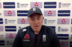 Chris Silverwood admits England's bowlers did not keep the pressure on Pakistan