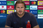 Lampard stays positive despite Champions League exit