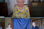 The Royal Family has gotten really good at using Zoom