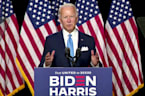 Biden with Harris: 'I picked the right person'
