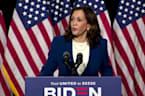 Trump ran Obama economy 'into the ground': Harris