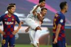 """Barcelona zermalmt"": Internationale Presse feiert den FC Bayern"