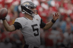 Blake Bortles to Reportedly Sign With Broncos as Backup QB