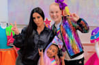 Kim Kardashian insists JoJo Siwa is a 'ray of sunshine in a scary world'