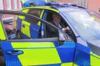 Boris Johnson visits police as chancellor delivers statement
