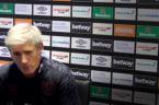 West Ham 4-0 Wolves: Alan Irvine press conference