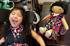 A Minute Of Kindness: Making Tailor-Made Dolls For Extraordinary Children
