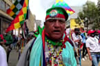 Indigenous Colombians demand end to violence
