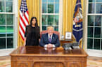 NEWS OF THE WEEK: Kim Kardashian was warned 'not to step foot in White House' for fear of damaging reputation