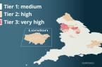 Coronavirus lockdown in England: Nottingham prepares for Tier 3
