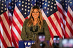 Melania Trump verteidigt die Tweets ihres Ehemanns