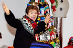 Gaten Matarazzo creates Christmas-inspired sock line