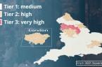 Coronavirus lockdown in England: West Yorkshire areas to enter Tier 3