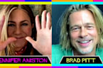Matthew McConaughey jokes about Brad Pitt and Jennifer Aniston's 'palpable' chemistry during table read