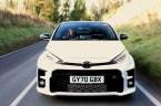 2020 Toyota GR Yaris Circuit Pack in Chamonix White Driving Video