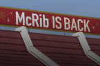 McDonald's McRib Is Back With Sandwich Give-Aways