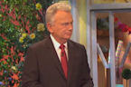 Pat Sajak was having none of it after 'Wheel of Fortune' contestant one-upped his joke