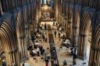England: Kathedrale wird zur Corona-Impfstation umfunktioniert