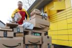 Neuer Rekord! Millionen Pakete zu Weihnachten verschickt