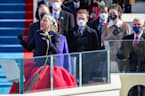 Lady Gaga sings national anthem at 59th inauguration