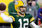 Aaron Rodgers Named 2020 NFL MVP by PFWA