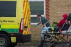 Coronavirus in numbers: UK death toll at 98,531