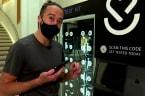 NYC's vending machine COVID test