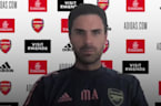 Arteta: I feel like Aubameyang want's to continue with us