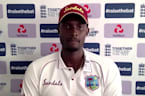 Captains reflect on West Indies' first test victory