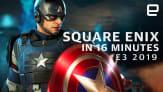 Square Enix at E3 2019 in 16 Minutes