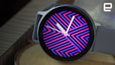 Samsung Galaxy Watch Active2 Hands-On